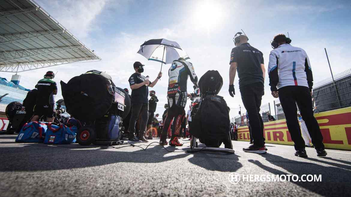 BMW Motorrad WorldSBK Team end season with a top ten finish