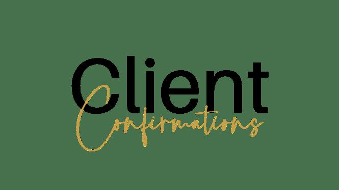 Client Confirmations 5