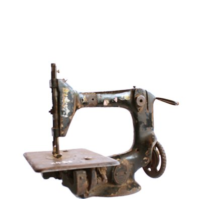 Sewing Machine Antique Showpiece Mini Type