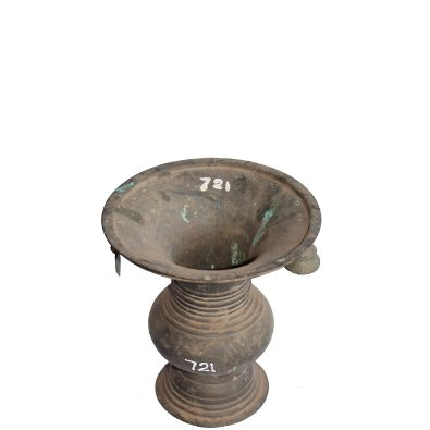 Spittoons Antique Bronze Handicraft Traditional Showpiece