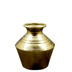 Amman Kudam Brass Made Pithal Vessel