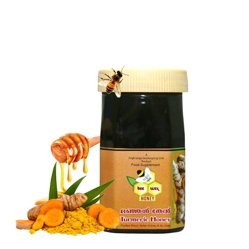 Turmering Honey Manjal thenu Turmeric Honey