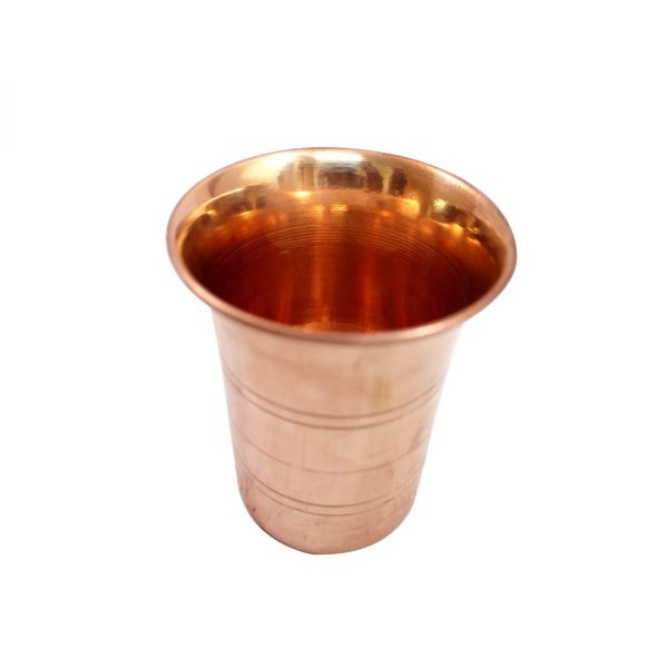 Buy Copper Tumbler Drinkware Set