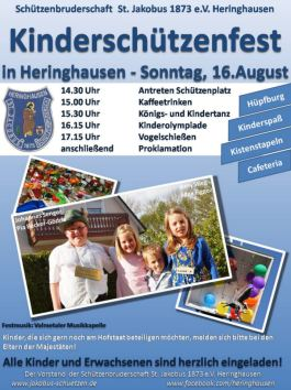 Plakat_Kinderschützenfest_2015