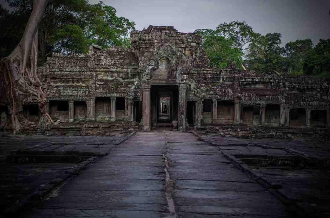 Preah Khan. 4