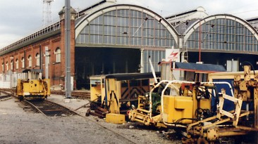 Wickham at Darlington CE Plant Depot