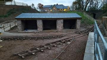 Narrow gauge railway 1