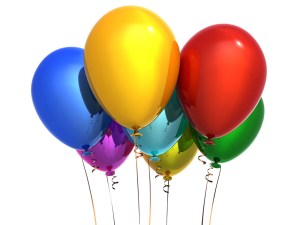 Balloons free image
