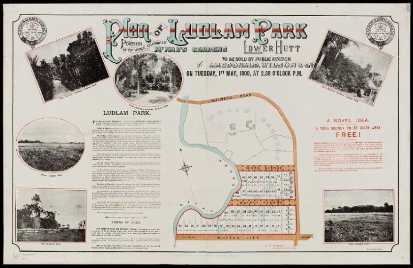 ludlam park 1900
