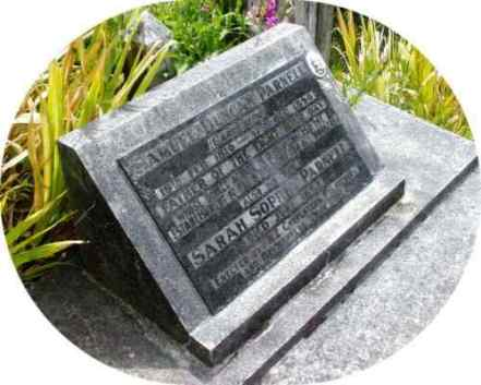 gravestone-parnell