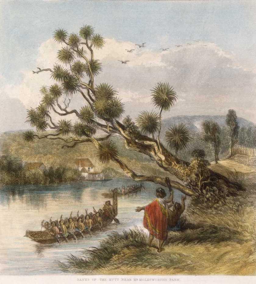 hutt river banks