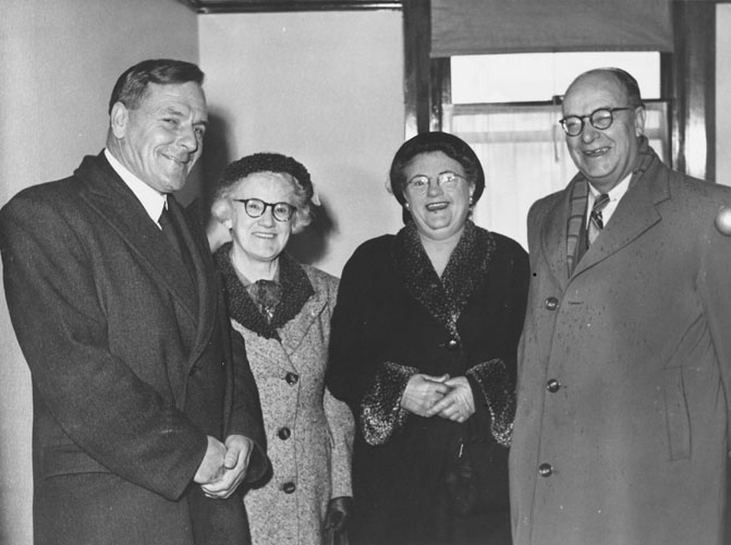 1955 huggan dowse