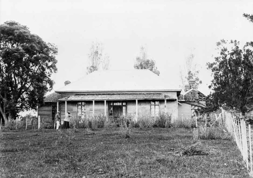 james busbys house