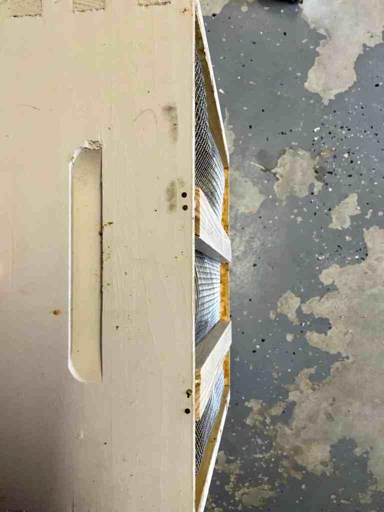 DIY Bee Hive Green Roof 4