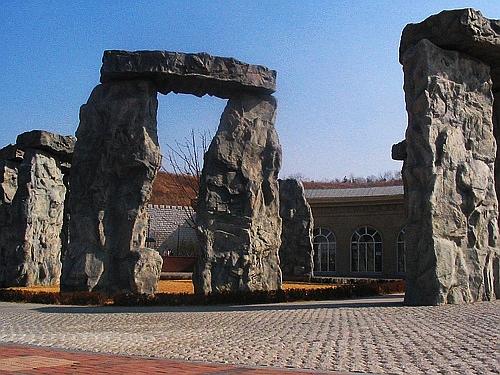 Paju City Stonehenge (South Korea). Image Credit; Sonja J.Freeman