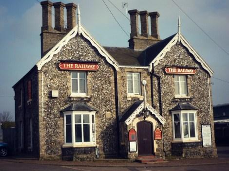 Thetford Station 2 - Tavern