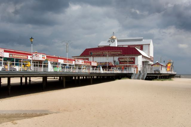 Britannia Pier, Great Yarmouth.