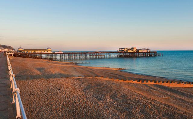 Hastings Pier.