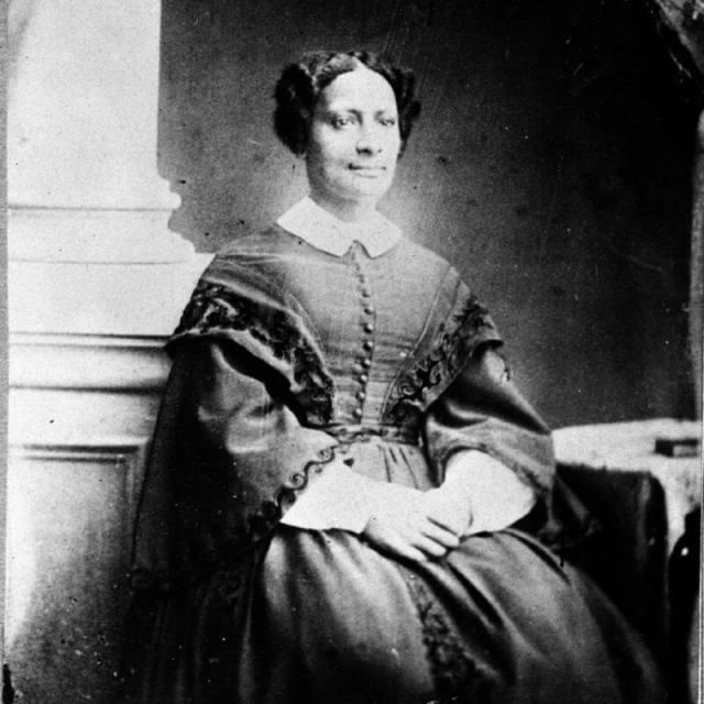 Sarah Parker Remond. Peabody Essex Museum