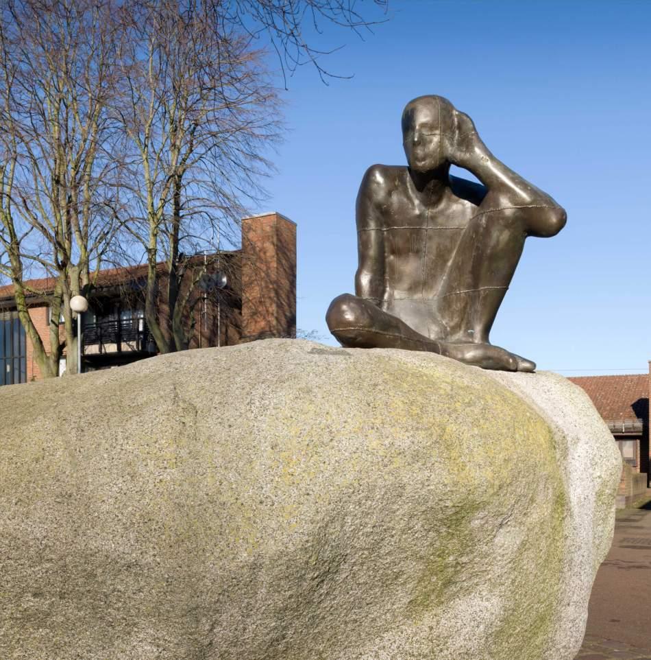 Gormley, Maygrove Peace Park image 1