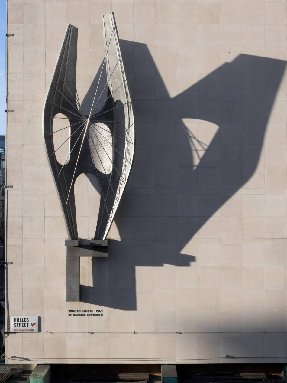 Post War Public SculptureGreater London.