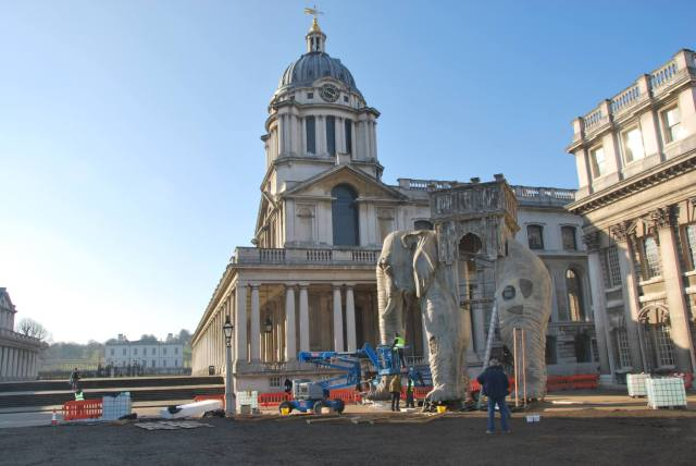 Les Miserables - events - Old Royal Naval College