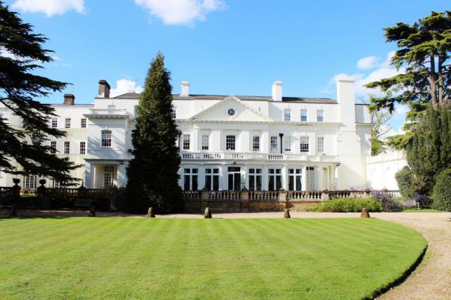 Heatherden Hall - Pinewood Studios (c) Genuine events