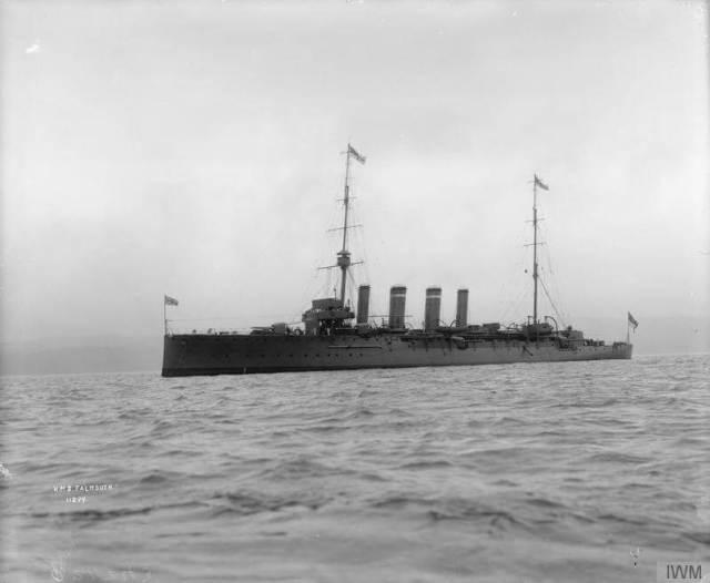 IMAGE 4 - HMS Falmouth