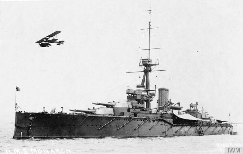 IMAGE 5 - HMS Monarch