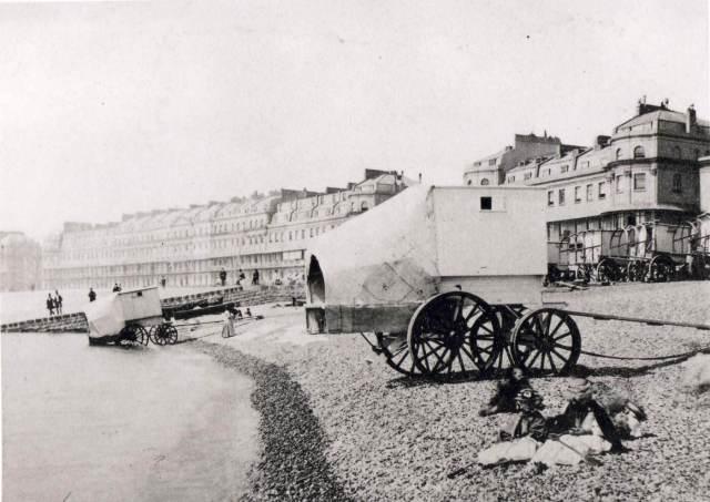 Dover bathing machine BB88-3995