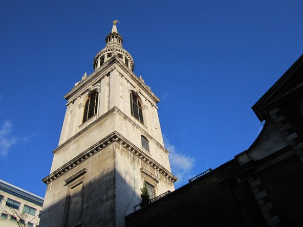 St Mary le bow 2