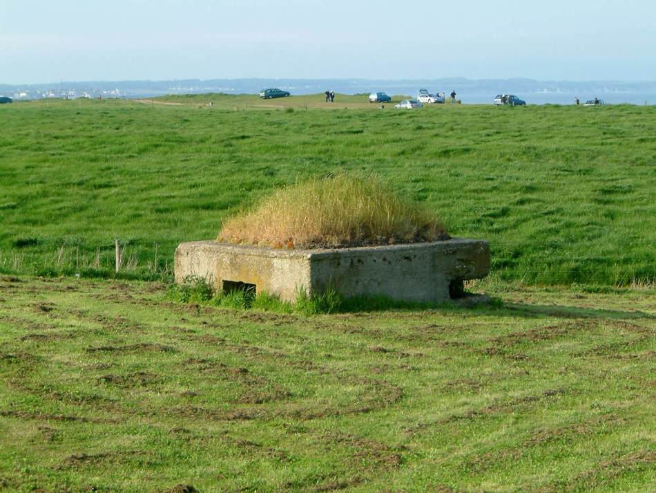 Holderness pillbox BA10, view from s west