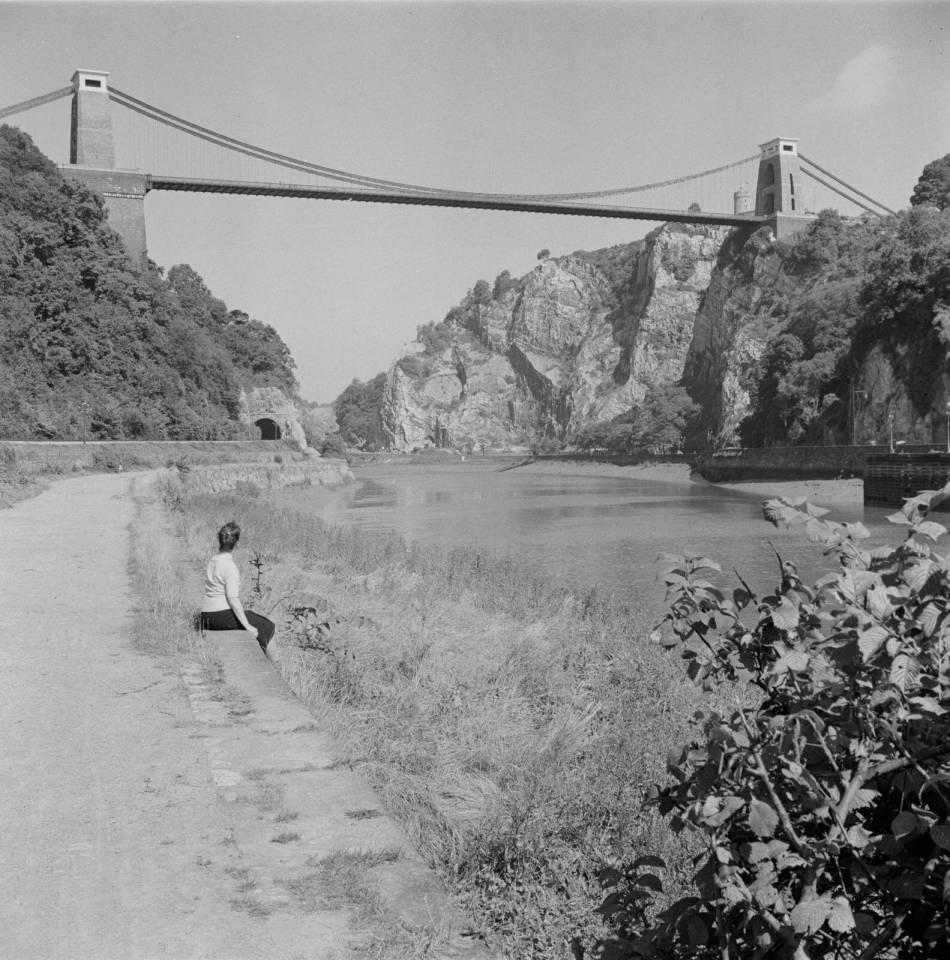 Clifton Suspension Bridge - Copy