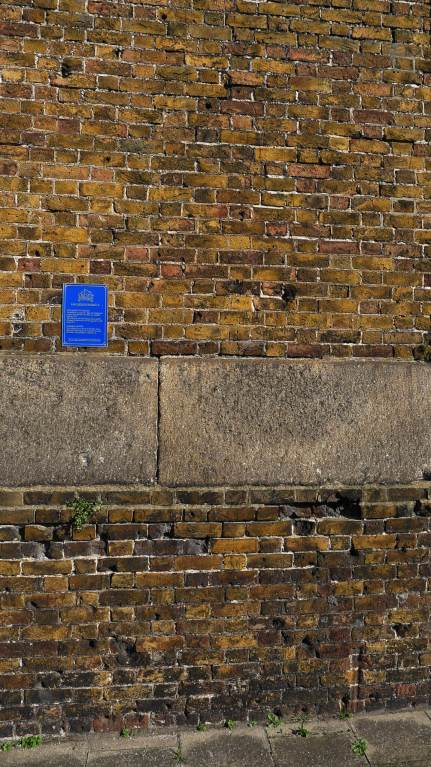 sheerness shrapnel marks WC