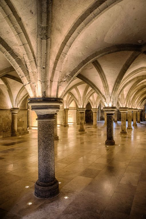 Rochester Cathedral crypt_copyright Clive Tanner