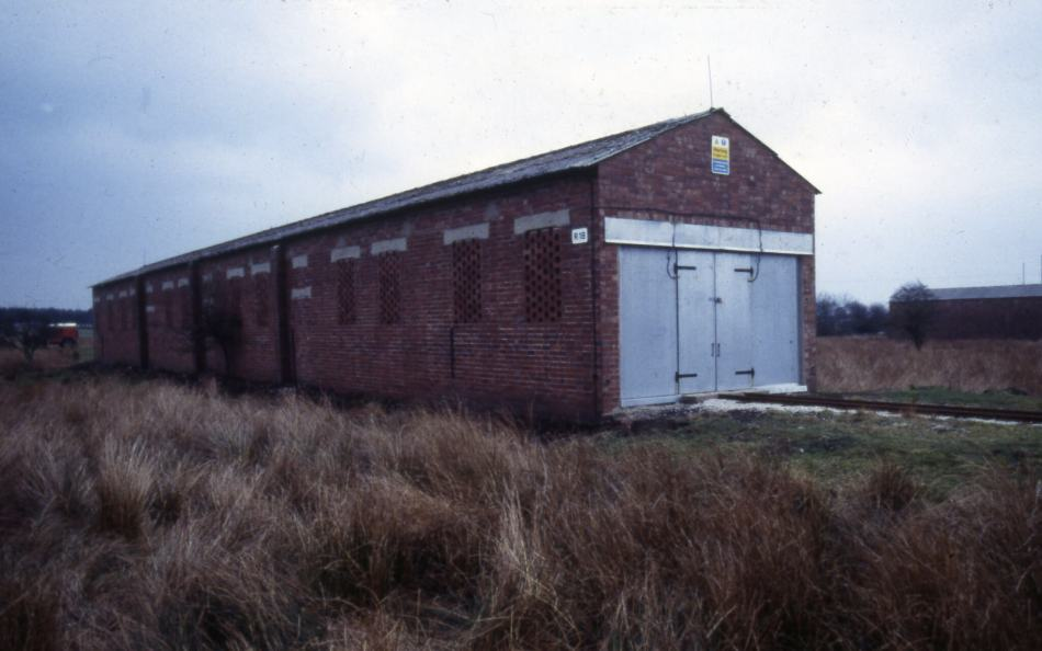 BLOG gretna his majestys factory cotton drying building