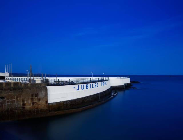 Jubilee Pool, Promenade, Penzance, Cornwall.