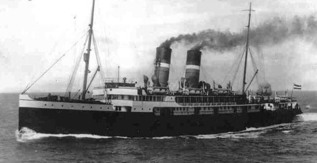 Image of the ship Prinses Juliana