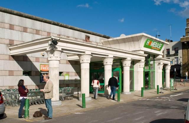 Homebase,  195 Warwick Road,  London W14 Egypt in England