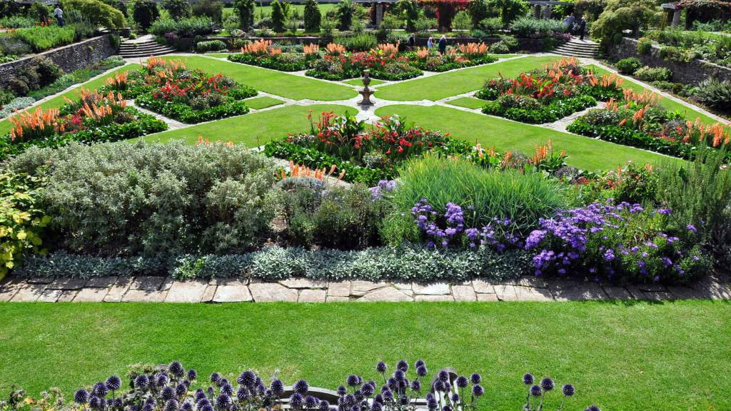 The Great Plat at Hestercombe Gardens
