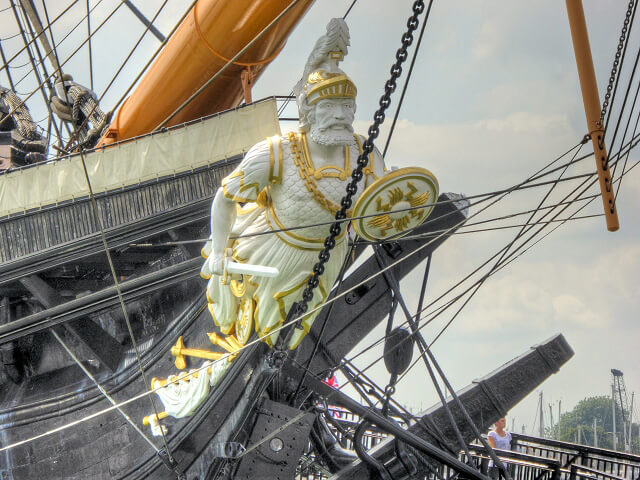blog hms warrior c david dixon