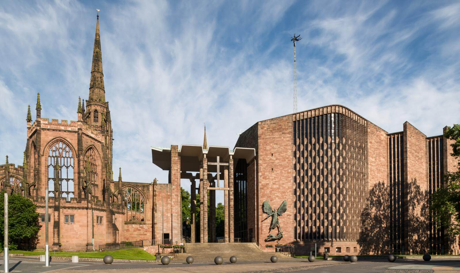 The Destruction and Rebirth of Coventry Cathedral | Heritage Calling