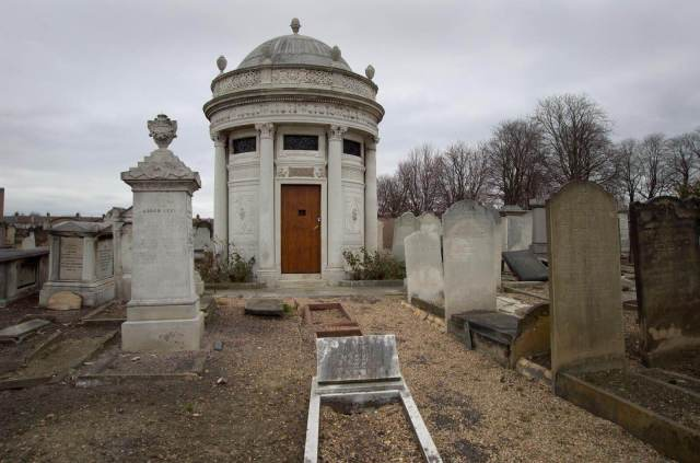 Rothschild Mausoleum