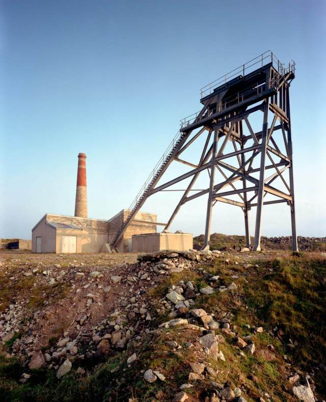 Geevor Tine Mine, Penwith, Cornwall