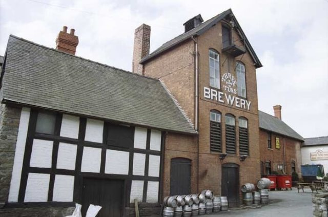 The Three Tuns Inn and Brewery