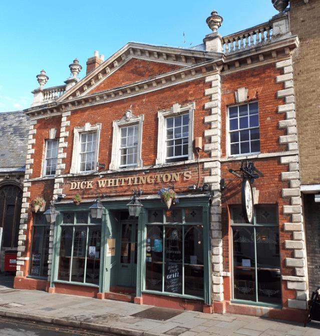 Dick Whittington's Tavern