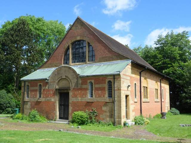 The Church of Jesus Christ and the Wisdom of God, Lower Kingswood, Surrey