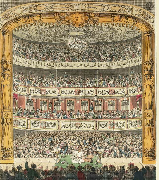 Royal Coburg Theatre 1822