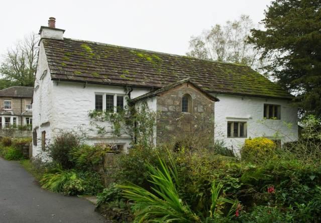 Exterior of Briggflatts Quaker Meeting House, Sedburgh, Cumbria © Historic England Archive DP143728