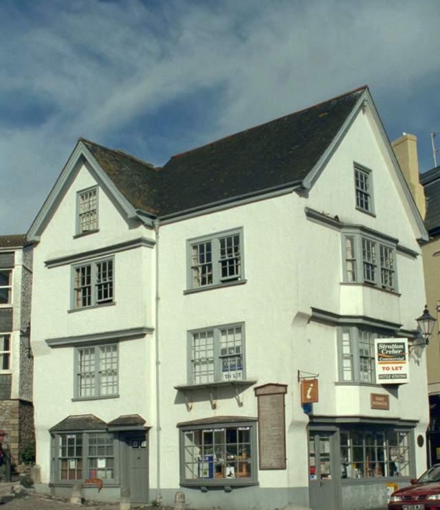 Island House, Plymouth, Devon